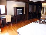 プーケット カオラックのホテル : ムクダラ ビーチ リゾート(Mukdara Beach Villa & Spa Resort)のデラックス(ロイヤルウィング)ルームの設備 Room View