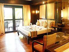 プーケット カオラックのホテル : ムクダラ ビーチ リゾート(1)のお部屋「デラックス(ロイヤルウィング)」