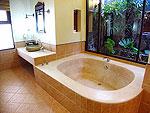 プーケット カオラックのホテル : ムクダラ ビーチ リゾート(Mukdara Beach Villa & Spa Resort)のデラックス ガーデンヴィラルームの設備 Bath Room