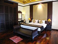 プーケット カオラックのホテル : ムクダラ ビーチ リゾート(1)のお部屋「デラックス ガーデンヴィラ」