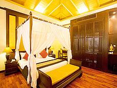 プーケット カオラックのホテル : ムクダラ ビーチ リゾート(1)のお部屋「デラックス ジャグジーヴィラ」