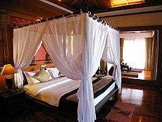 プーケット カオラックのホテル : ムクダラ ビーチ リゾート(1)のお部屋「ハネムーン スイート プールビラ ガーデンビュー(」