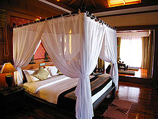 プーケット カオラックのホテル : ムクダラ ビーチ リゾート(1)のお部屋「ハネムーン スイート プールヴィラ」