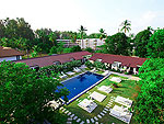 Swimming Pool : Naiyang Beach Resort, Serviced Villa, Phuket