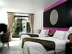 プーケット その他・離島のホテル : ナイヤン ビーチ リゾート(1)のお部屋「タイ ミニスイート」