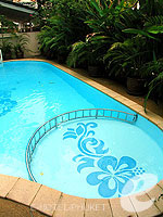 プーケット パトンビーチのホテル : ナナイ ヴィラ 「Kid's Pool」