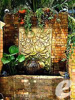 Pond : Nanai Villa, Long Stay, Phuket