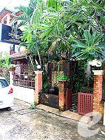 プーケット パトンビーチのホテル : ナナイ ヴィラ 「Entrance」