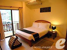 プーケット ロングステイのホテル : ナナイ ヴィラ(1)のお部屋「スタンダード」