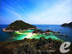 Nangyuan Island Dive Resort, Couple & Honeymoon, Phuket