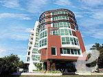 パタヤ ビーチフロントのホテル : ナラ レジデンス 「Exterior」