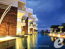 Nara Residence, Pool Access Room, Pattaya