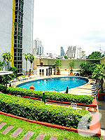Swimming Pool / Narai Hotel,