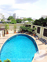 Swimming Pool : Narai Hotel, Silom Sathorn, Phuket