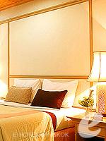 バンコク シーロム・サトーン周辺のホテル : ナライ ホテル(Narai Hotel)のエグゼクティブ スイート ルームルームの設備 Bedroom