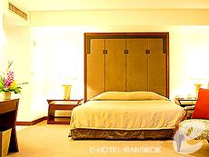 バンコク シーロム・サトーン周辺のホテル : ナライ ホテル(Narai Hotel)のお部屋「ナライスイート」