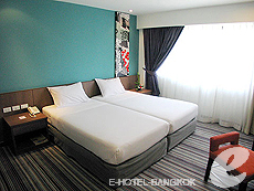 バンコク シーロム・サトーン周辺のホテル : ナライ ホテル(Narai Hotel)のお部屋「スーペリア(シングル)」