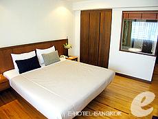 バンコク シーロム・サトーン周辺のホテル : ナライ ホテル(Narai Hotel)のお部屋「デラックス ルーム」