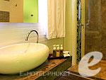 プーケット 2ベッドルームのホテル : アイ チェックイン パトン プーケット(i Check Inn Patong Phuket)のデラックスルームの設備 Bath Room