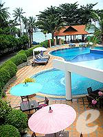 パタヤ ジョムティエンビーチのホテル : ナチュラル パーク リゾート 「Swimming Pool」