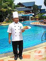 パタヤ 2ベッドルームのホテル : ナチュラル パーク リゾート 「Restaurant」