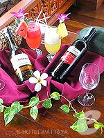 パタヤ ジョムティエンビーチのホテル : ナチュラル パーク リゾート 「Bar」