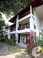パタヤ ジョムティエンビーチのホテル : ナチュラル パーク リゾート(Natural Park Resort)のスタンダードルームの設備 Exterior