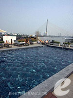 Swimming Pool : Navalai River Resort, Palace Khaosan, Phuket