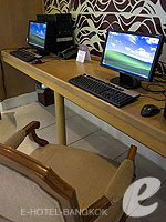 Internet Corner / Navalai River Resort,