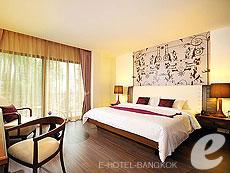 バンコク 王宮・カオサン周辺のホテル : ナバライ リバー リゾート(Navalai River Resort)のお部屋「セリーヌ コーナー」