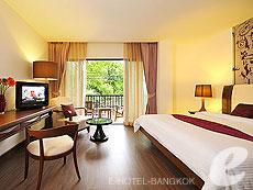 バンコク 王宮・カオサン周辺のホテル : ナバライ リバー リゾート(Navalai River Resort)のお部屋「シーニック シティ」