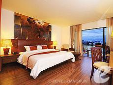 バンコク 王宮・カオサン周辺のホテル : ナバライ リバー リゾート(Navalai River Resort)のお部屋「リバー ブリーズ」