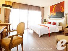 バンコク 王宮・カオサン周辺のホテル : ナバライ リバー リゾート(Navalai River Resort)のお部屋「リバー セレネード ルーム」