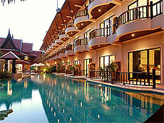 Nipa Resort, Pool Access Room, Phuket
