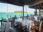 Restaurant : Nora Beach Resort & Spa, Chaweng Beach, Phuket