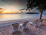 Beach : Nora Beach Resort & Spa, Chaweng Beach, Phuket