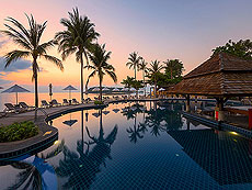 Nora Beach Resort & Spa, Beach Front, Phuket