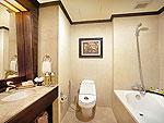 Bath Room : Superior Room at Nora Beach Resort & Spa, Pool Villa, Samui
