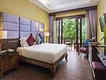Bed Room : Nora Villa at Nora Beach Resort & Spa, Pool Villa, Samui