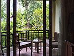Balcony : Nora Villa at Nora Beach Resort & Spa, Pool Villa, Samui