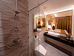 Bath Room : Nora Ocean Villa at Nora Beach Resort & Spa, Pool Villa, Samui