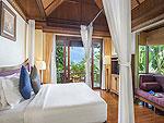Bed Room : Nora Tropical Suite at Nora Beach Resort & Spa, Pool Villa, Samui