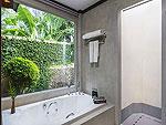 Bathroom : Nora Tropical Suite at Nora Beach Resort & Spa, Pool Villa, Samui