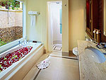 Bath Room : Pool Villa Suite at Nora Beach Resort & Spa, Pool Villa, Samui