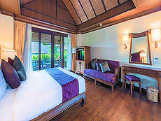 Pool Villa Suite : Nora Beach Resort & Spa, Pool Villa, Samui