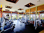 Fitness : Nora Buri Resort & Spa, Chaweng Beach, Phuket