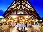 Restaurant : Nora Buri Resort & Spa, Chaweng Beach, Phuket