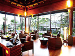 Spa Lobby : Nora Buri Resort & Spa, Chaweng Beach, Phuket