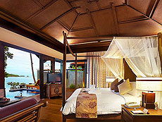 Pool Villa - Beachside : Nora Buri Resort & Spa, Chaweng Beach, Samui