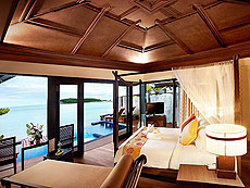 Pool Villa Beachfront Seaview : Nora Buri Resort & Spa, Chaweng Beach, Samui